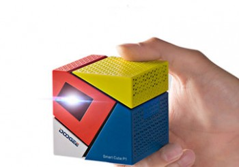 Sala launches world's smallest  Amazing Smart Cube Projector